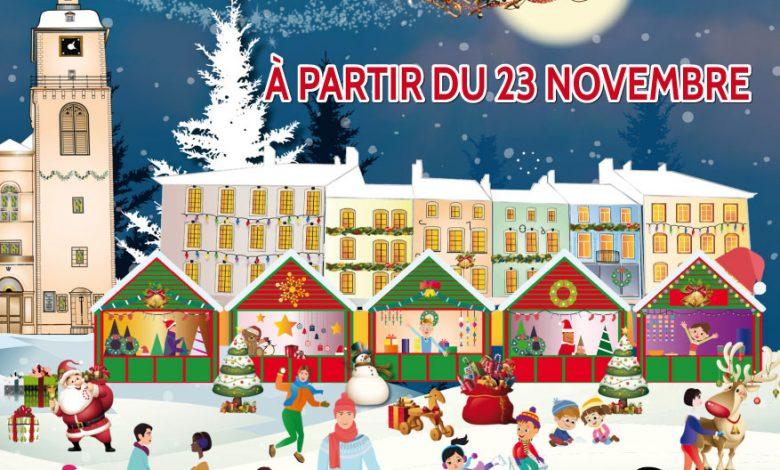 Photo de Thionville : voici le programme des festivités de Noël en 2019